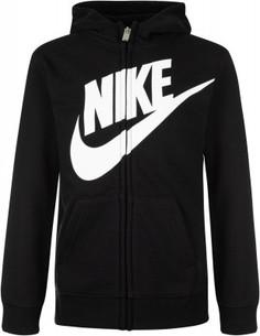 Толстовка для мальчиков Nike Futura French Terry, размер 110