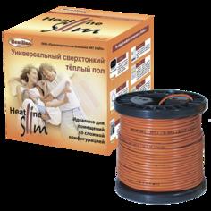 Одножильный теплый пол на катушках Heatline HL-SL1-1800
