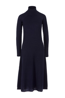 Платье женское Max Mara 23260183_003 синее S