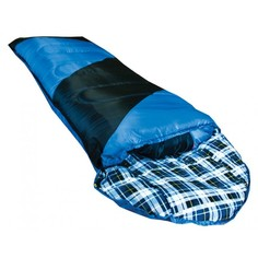 Спальный мешок Tramp Nightlife индиго-черный, правый