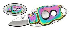Туристический нож Нокс Спиннер 515-120006 черный