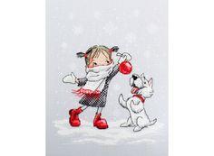 Набор для вышивания RTO В вальсе снежинок, арт.129690