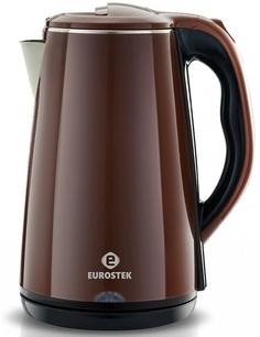 Чайник электрический Eurostek EEK-3010 Brown