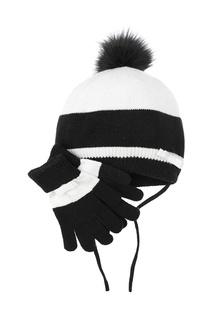 Комплект - шапка, перчатки PlayToday