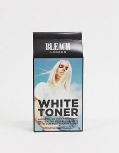 Набор с тоником для волос BLEACH LONDON (White)-Бесцветный