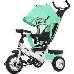 Трёхколёсный велосипед Moby Kids Comfort, 10x8