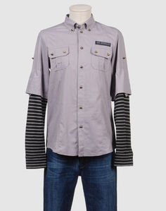 Рубашка с длинными рукавами Frankie Morello