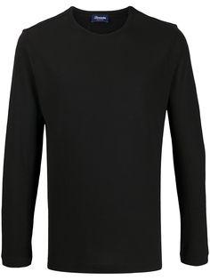 Drumohr футболка с длинными рукавами