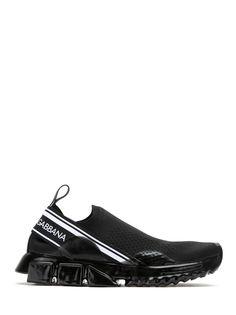 Dolce & Gabbana кроссовки-носки Sorrento Melt