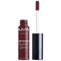 NYX Блеск для губ Intense