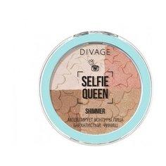 DIVAGE Шиммер Selfie Queen