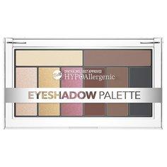Bell Палетка теней HYPOAllergenic Eyeshadow Palette 02
