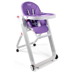 Растущий стульчик Nuovita Futuro viola bianco