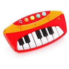 Умка пианино B1440778-R красный