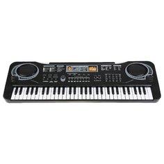 Синтезатор Играем вместе B903929-R черный
