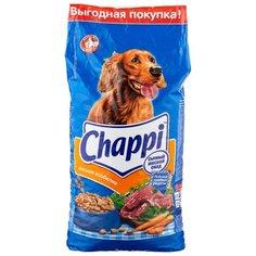 Сухой корм для собак Chappi Мясное изобилие 15 кг