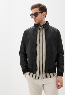Куртка кожаная OVS