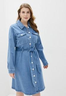 Платье джинсовое Only Carmakoma