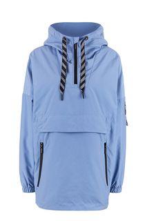 Легкая куртка анорак с капюшоном Alpex