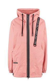Легкая куртка на молнии со светоотражающим принтом Alpex