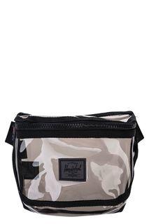 Прозрачная поясная сумка Herschel