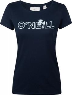 Футболка женская ONeill Palm, размер 48-50 O`Neill