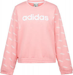 Свитшот женский Adidas Favorites, размер 42-44