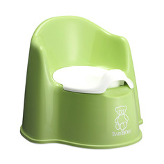 Горшок-кресло Babybjorn зеленый