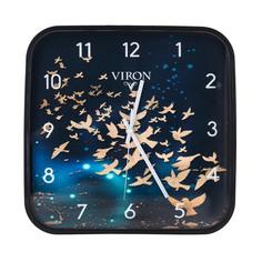 Часы настенные Viron 30x30 см 89819