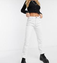 Прямые джинсы с контрастной строчкой Reclaimed Vintage The 95-Белый