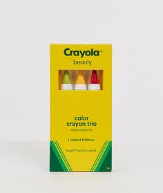 Три косметических карандаша Crayola (Fruit Cocktail)-Мульти