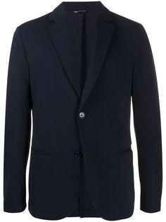 Daniele Alessandrini двухцветный однобортный пиджак