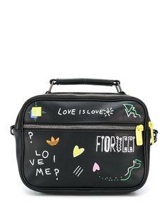 Fiorucci сумка через плечо из коллаборации с adidas Aliens