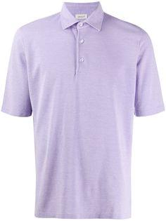 Doriani Cashmere однотонная рубашка-поло