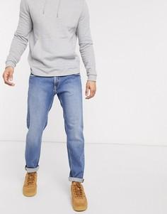 Голубые зауженные джинсы Esprit-Синий