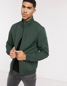 Куртка хаки Esprit-Зеленый