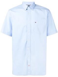 Tommy Hilfiger рубашка с короткими рукавами