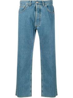Maison Margiela джинсы прямого кроя