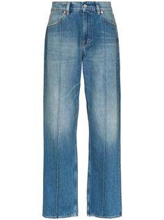 Our Legacy джинсы широкого кроя с эффектом потертости