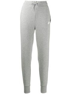 Nike спортивные брюки с логотипом