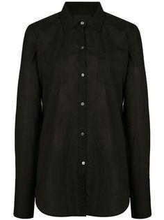 Nili Lotan рубашка с нагрудным карманом