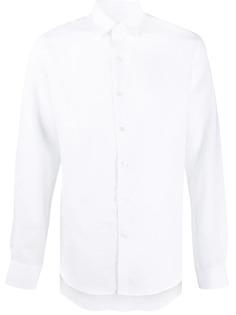Salvatore Ferragamo рубашка с длинными рукавами