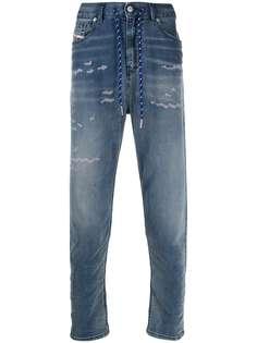Diesel зауженные джинсы D-Vider