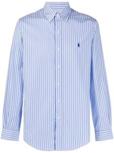 Polo Ralph Lauren полосатая рубашка с длинными рукавами