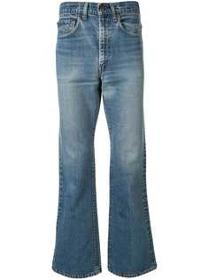 Fake Alpha X Levis Vintage зауженные джинсы Levis 517 Single 1970-х годов