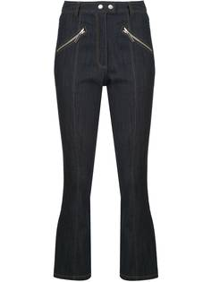 Cinq A Sept расклешенные джинсы Rita с завышенной талией