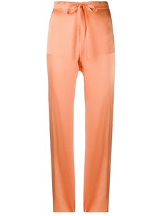 MarquesAlmeida зауженные брюки