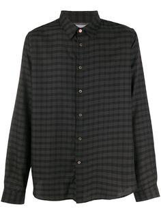 PS Paul Smith клетчатая рубашка с длинными рукавами