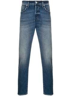 Department 5 джинсы прямого кроя