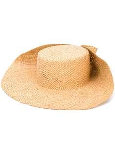 LANVIN шляпа с заклепками